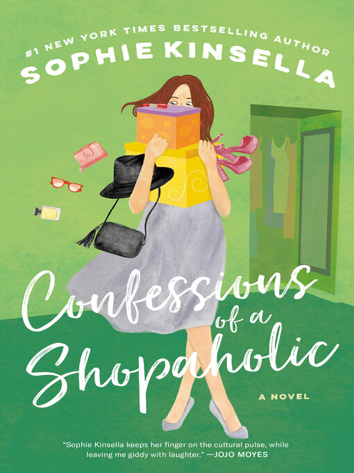 Title details for Confessions of a Shopaholic by Sophie Kinsella - Available