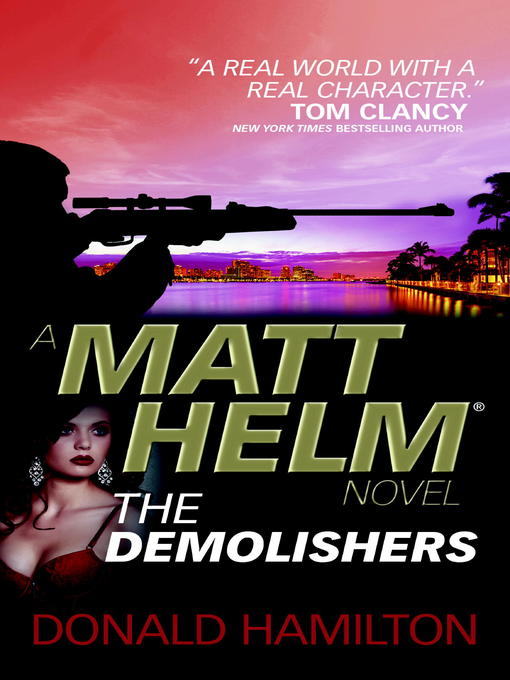 Cover of The Demolishers