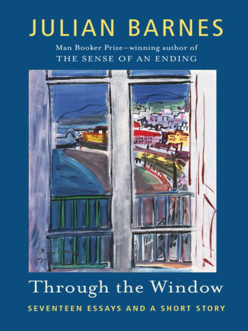 Cover of Through the Window