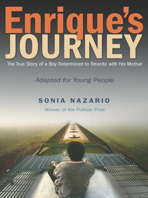 Cover of Enrique's Journey (The Young Adult Adaptation)