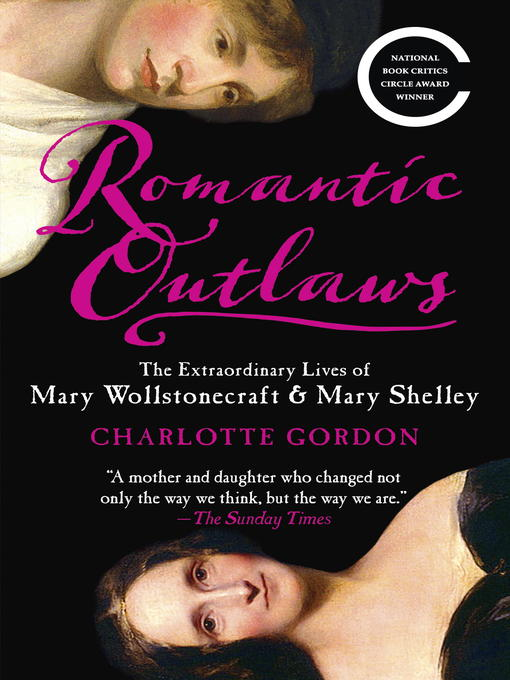 Cover of Romantic Outlaws