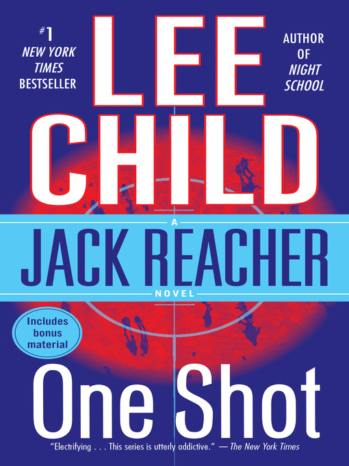 Title details for One Shot by Lee Child - Wait list