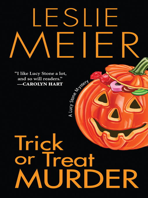 Cover of Trick or Treat Murder