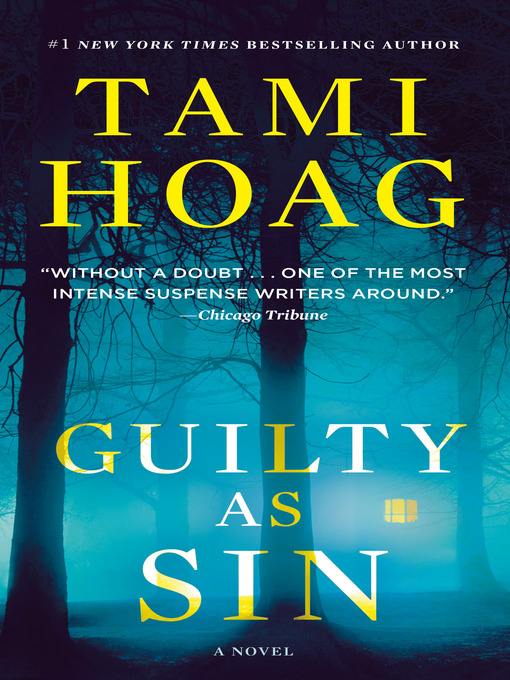 Title details for Guilty as Sin by Tami Hoag - Available