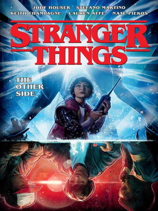Title details for Stranger Things: The Other Side by jody Houser - Available