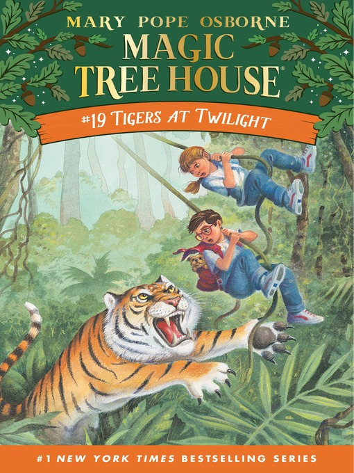 Title details for Tigers at Twilight by Mary Pope Osborne - Wait list