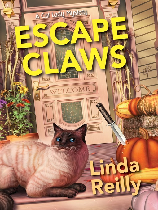 Title details for Escape Claws by Linda Reilly - Available