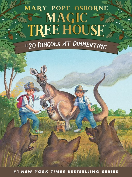 Title details for Dingoes at Dinnertime by Mary Pope Osborne - Available