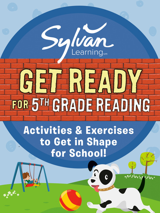 Get Ready for 5th Grade Reading