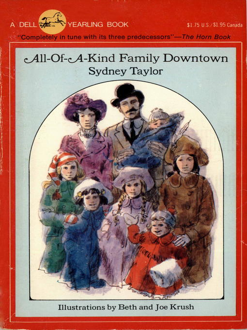 Title details for All-of-a-Kind Family Downtown by Sydney Taylor - Wait list