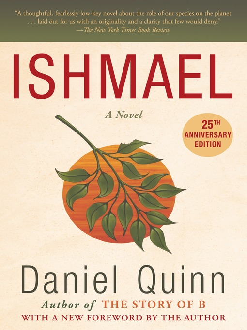 Title details for Ishmael by Daniel Quinn - Wait list