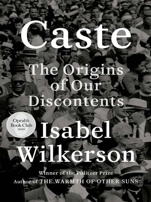 Cover of Caste (Oprah's Book Club)