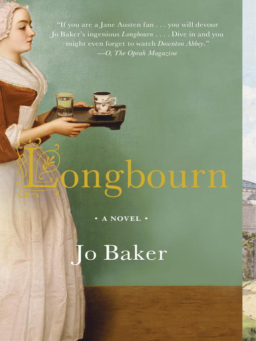 Title details for Longbourn by Jo Baker - Available