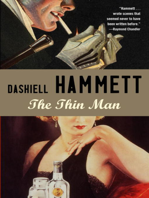 Title details for The Thin Man by Dashiell Hammett - Wait list