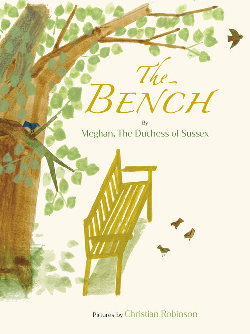 Title details for The Bench by Meghan, The Duchess of Sussex - Wait list