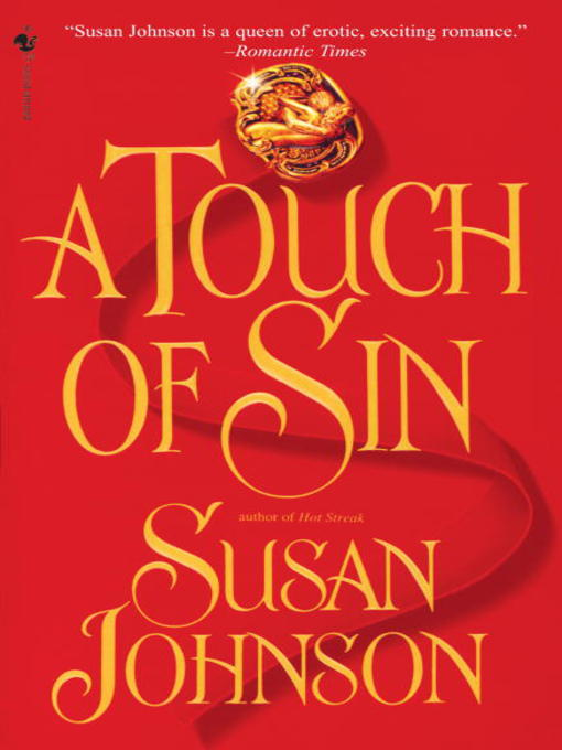 Title details for A Touch of Sin by Susan Johnson - Available
