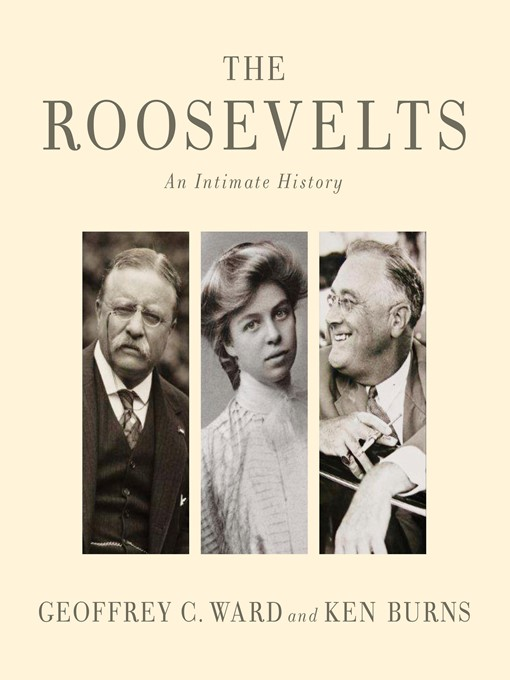 Cover image for The Roosevelts