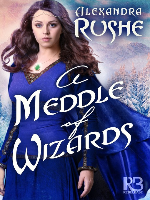Cover of A Meddle of Wizards