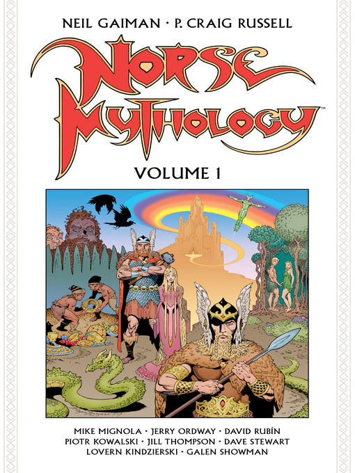 Title details for Norse Mythology Volume 1 by Neil Gaiman - Available