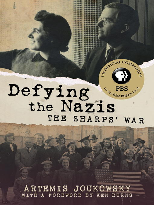 Cover of Defying the Nazis