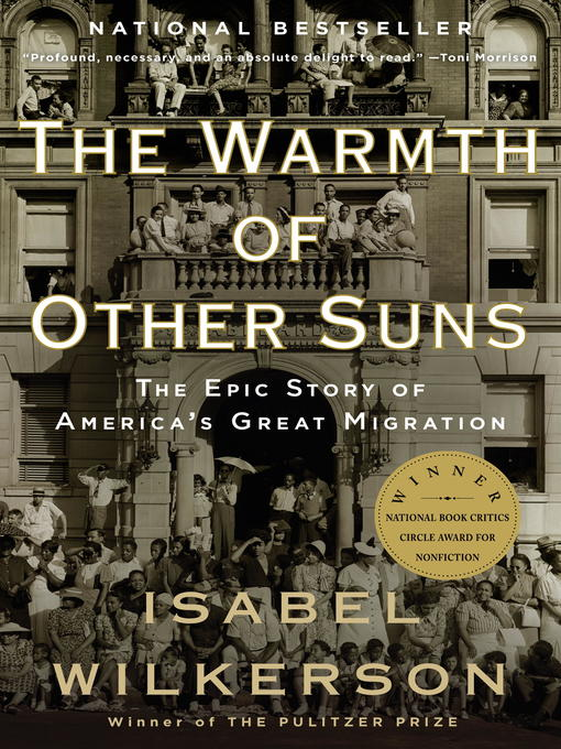 Title details for The Warmth of Other Suns by Isabel Wilkerson - Wait list