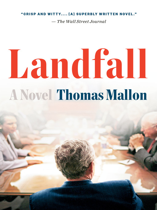 Title details for Landfall by Thomas Mallon - Available