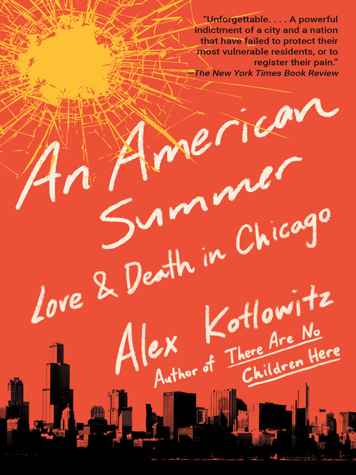 Cover of An American Summer