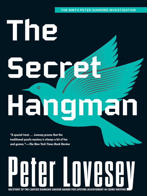Title details for The Secret Hangman by Peter Lovesey - Available
