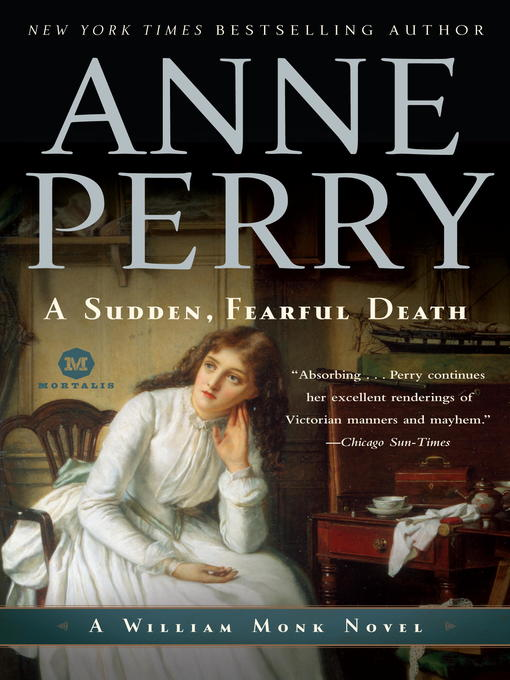 Title details for A Sudden, Fearful Death by Anne Perry - Available