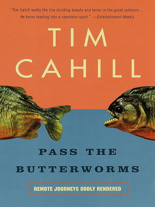 Cover of Pass the Butterworms