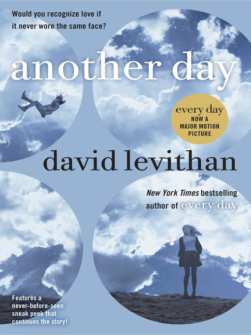 Title details for Another Day by David Levithan - Wait list