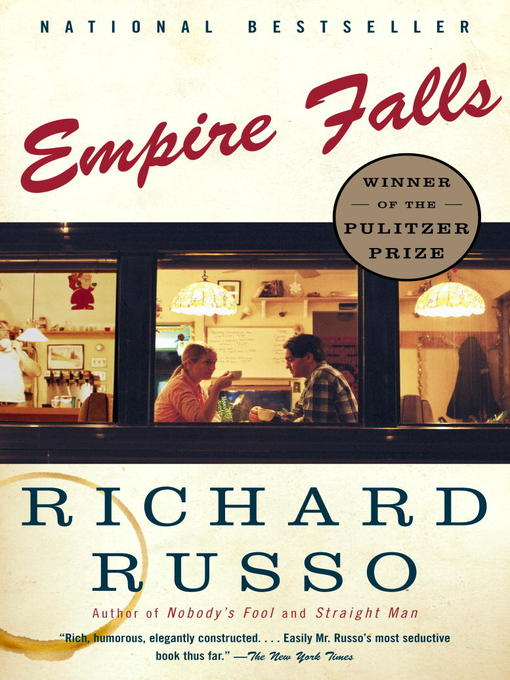 Title details for Empire Falls by Richard Russo - Available