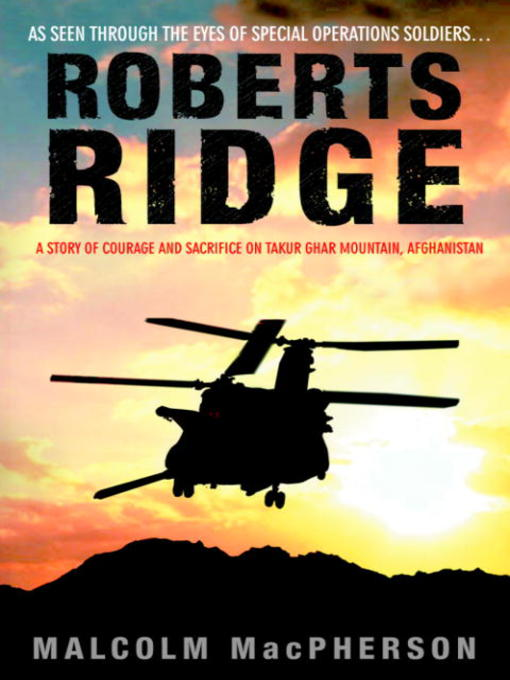 Title details for Roberts Ridge by Malcolm MacPherson - Available