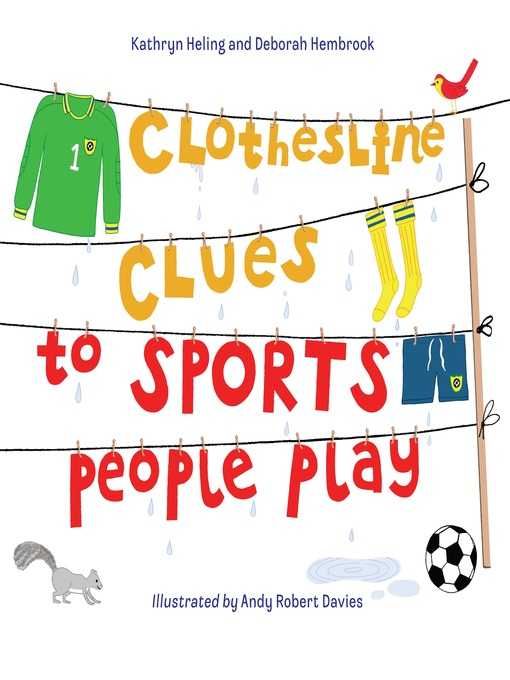 The Kids Clothesline Inspiration Kids Clothesline Clues To Sports People Play Greater Phoenix