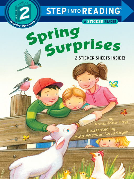 Cover image for Spring Surprises