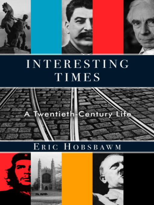 Title details for Interesting Times by Eric Hobsbawm - Available