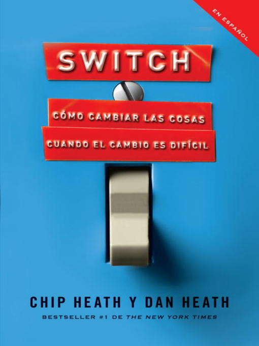 Title details for Switch by Chip Heath - Wait list
