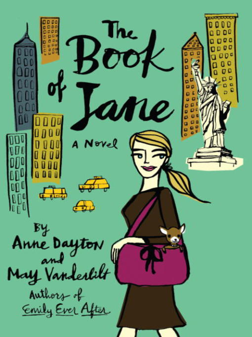 Title details for The Book of Jane by Anne Dayton - Available