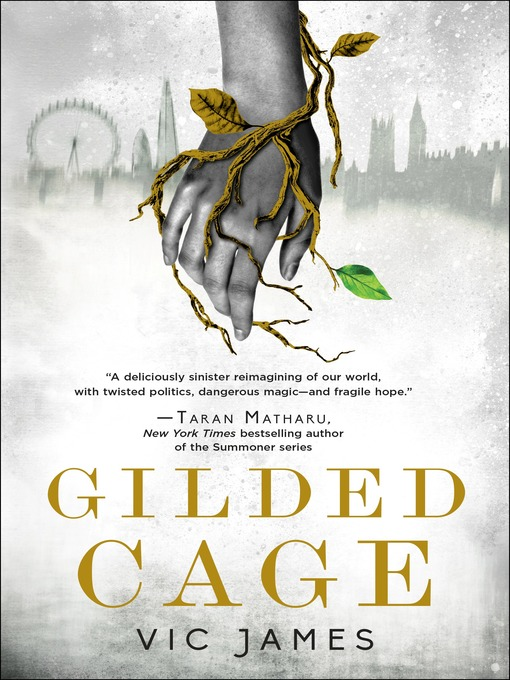 Title details for Gilded Cage by Vic James - Wait list