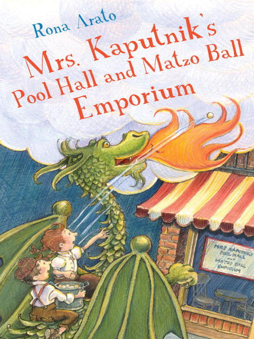 Title details for Mrs. Kaputnik's Pool Hall and Matzo Ball Emporium by Rona Arato - Available