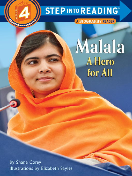 Title details for Malala by Shana Corey - Available