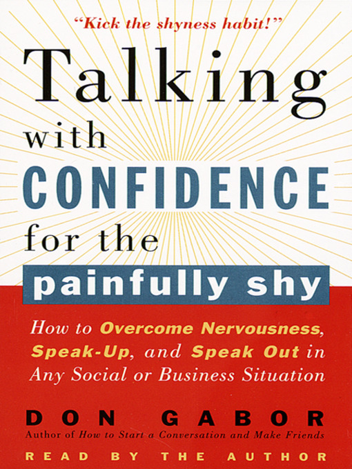 How to get confidence in talking