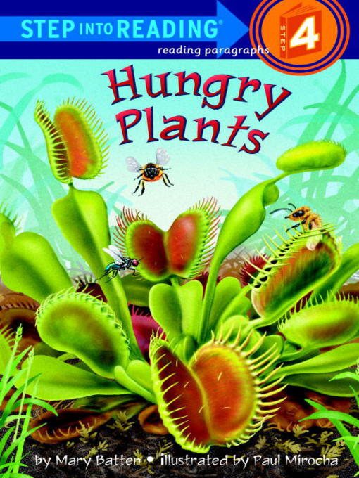 Title details for Hungry Plants by Mary Batten - Wait list