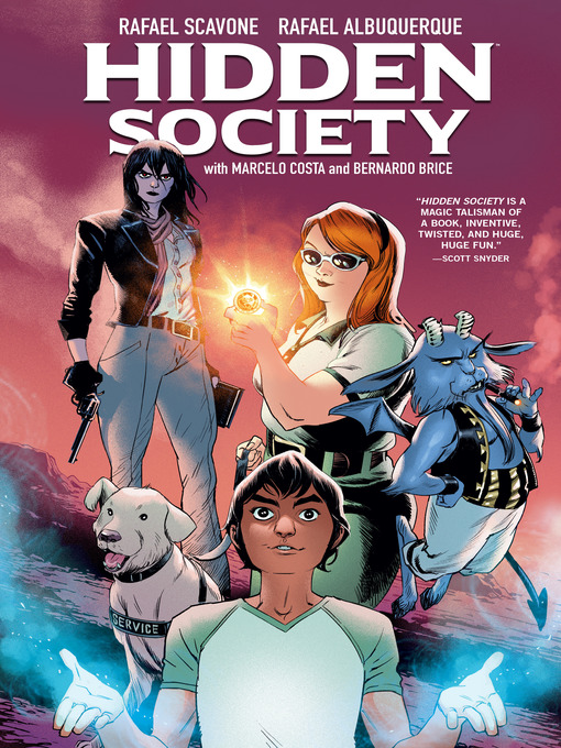 Title details for Hidden Society by Rafael Scavone - Available