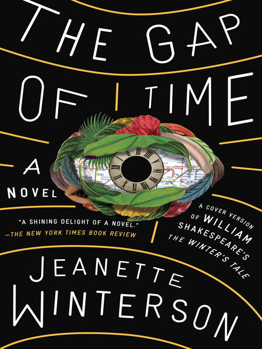 Title details for The Gap of Time by Jeanette Winterson - Wait list