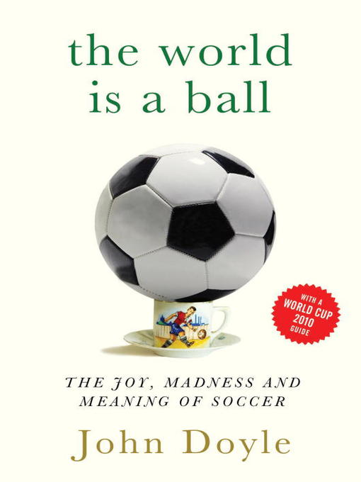Title details for The World is a Ball by John Doyle - Available
