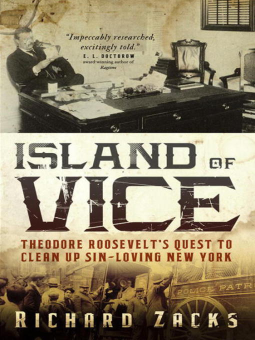 Title details for Island of Vice by Richard Zacks - Available