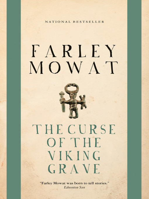 Cover of The Curse of the Viking Grave