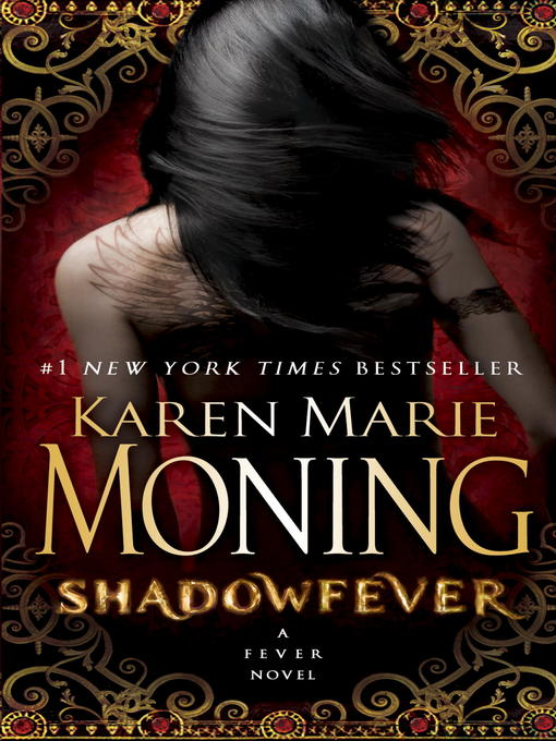 Cover image for Shadowfever