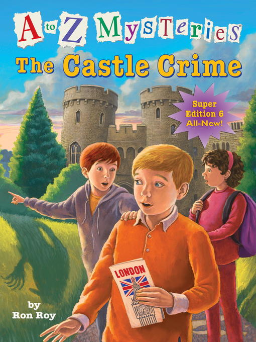 Title details for The Castle Crime by Ron Roy - Available